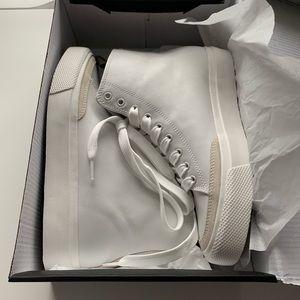 NWT Rag and Bone Hightop Sneakers